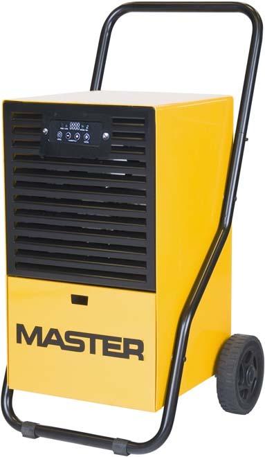 Osuszacz powietrza Master DH 26