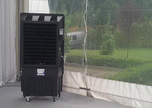 zastosowanie klimatyzatora master bc 180