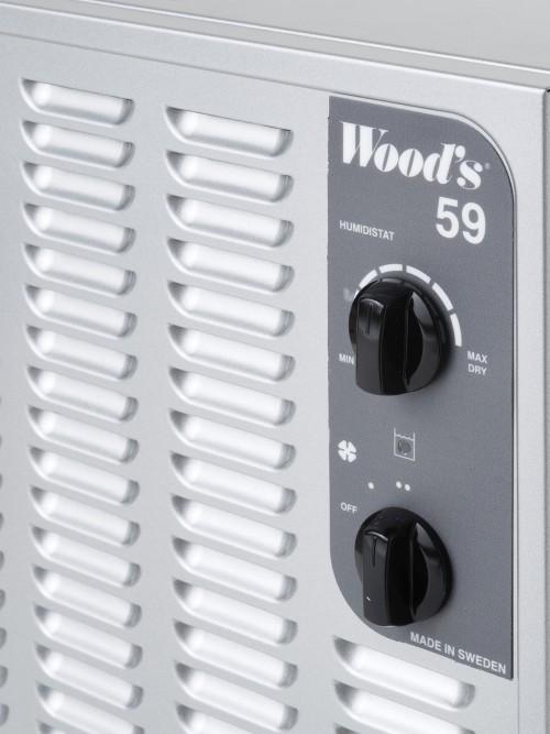 Osuszacz powietrza Woods SW38F